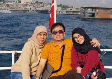 Peserta Wisata Muslim Turki