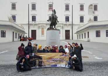 Peserta Umroh Plus Wisata Muslim Eropa Timur