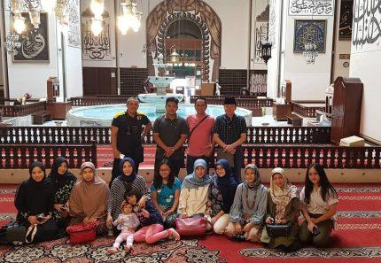 wisata muslim turki