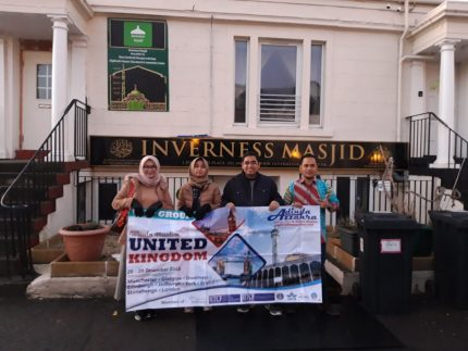 Private Tour Wisata Muslim UK