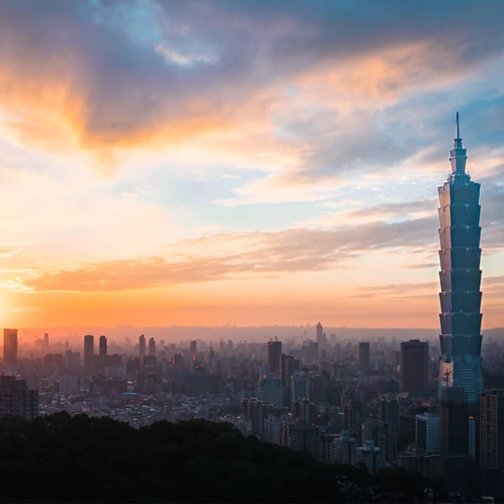 Wisata Taiwan