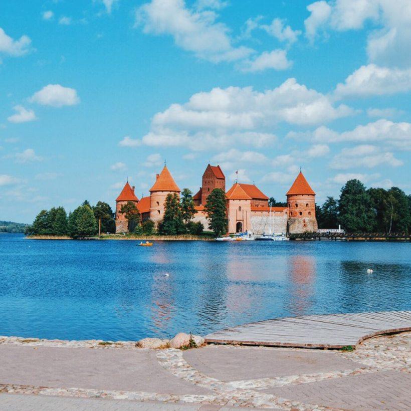 Wisata Muslim Baltik - Belarusia