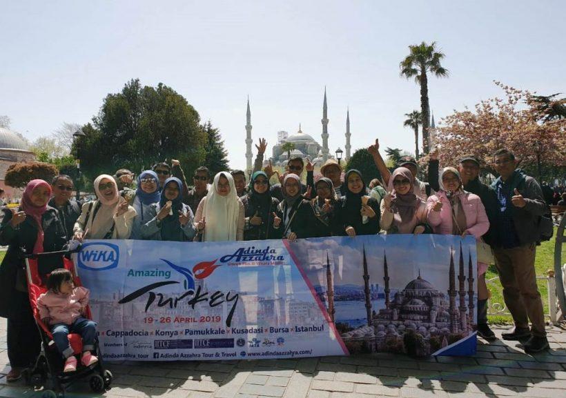 Group Wisata Muslim Turki