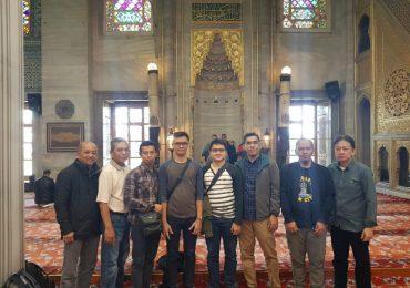 Masjid Biru Tour Turki