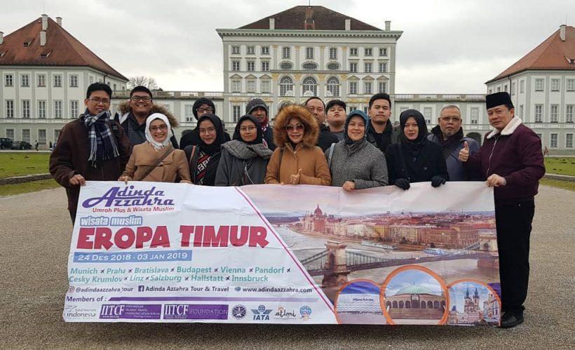 Group Wisata Halal Eropa Timur