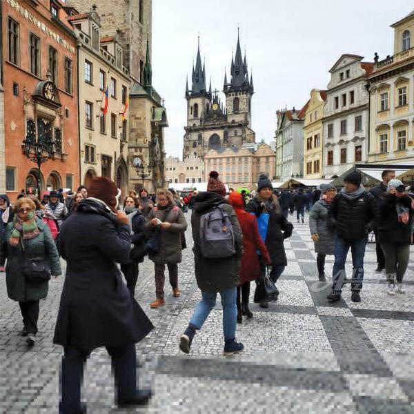 Wisata Eropa Timur Praha