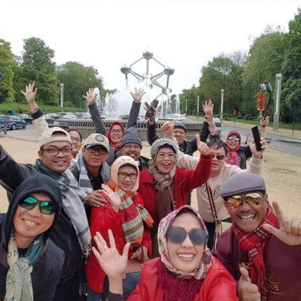Wisata Muslim Tour Eropa Barat 10 Hari Libur Lebaran