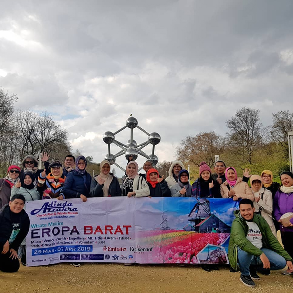 Tour Eropa Barat Keukenhof