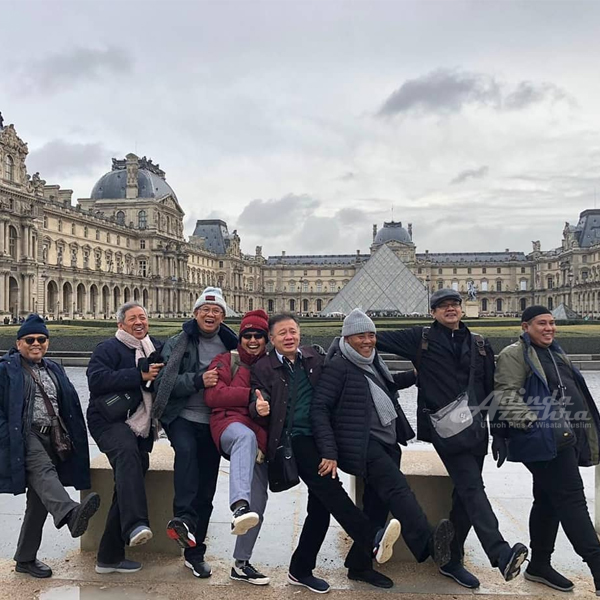 Tour Eropa Barat