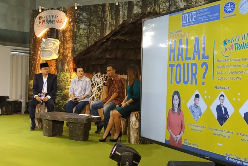 Talkshow Halal Tour