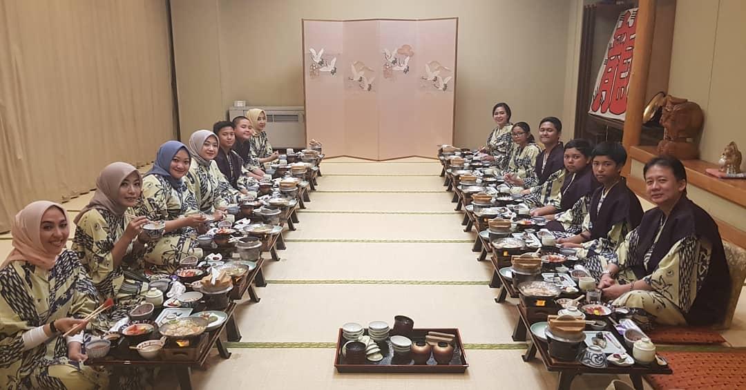 Halal Tour Jepang