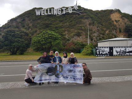 Wisata Muslim New Zealand Utara