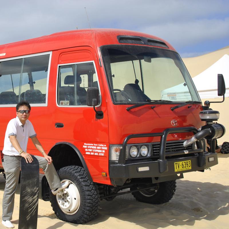 Tour Australia