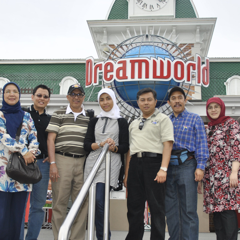 Tour Halal Australia