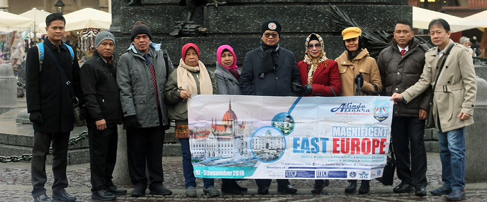 Tour Halal Eropa