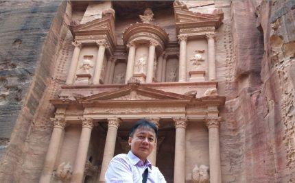 Tour Wisata Halal Jordan Aqso