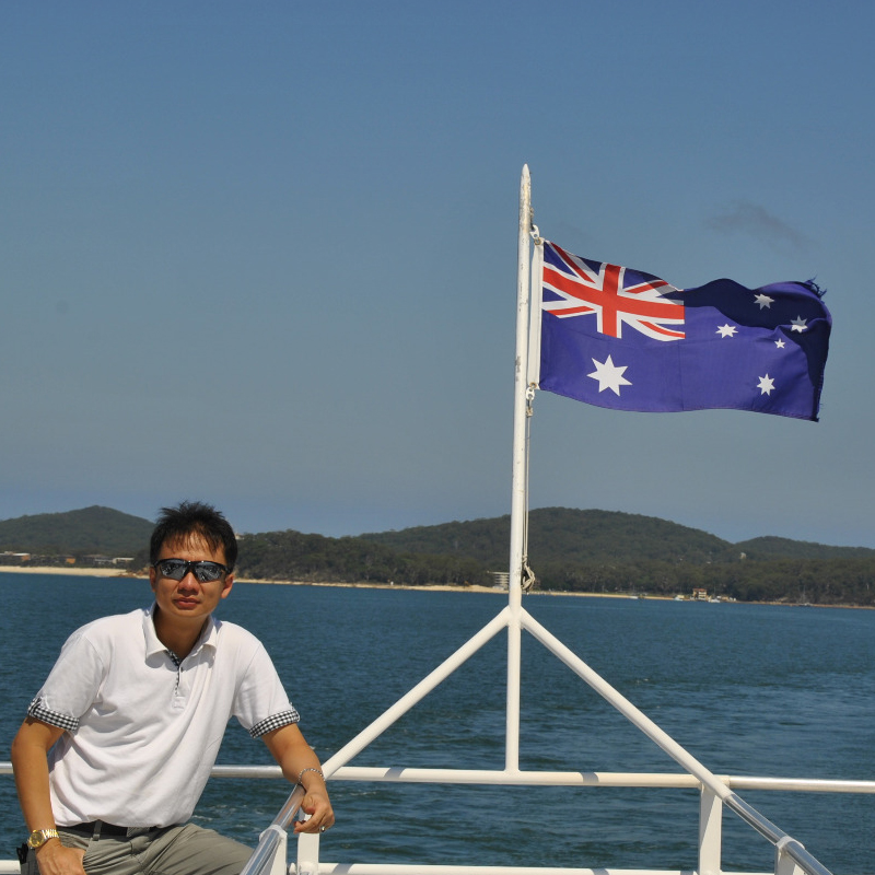 Halal Tour Australia