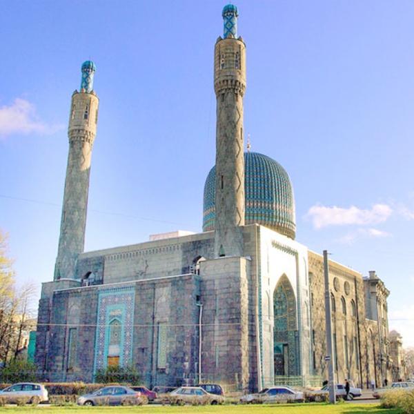 Masjid Soekarno Wisata Muslim Rusia