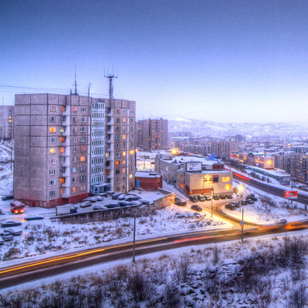 Murmansk Tour Rusia