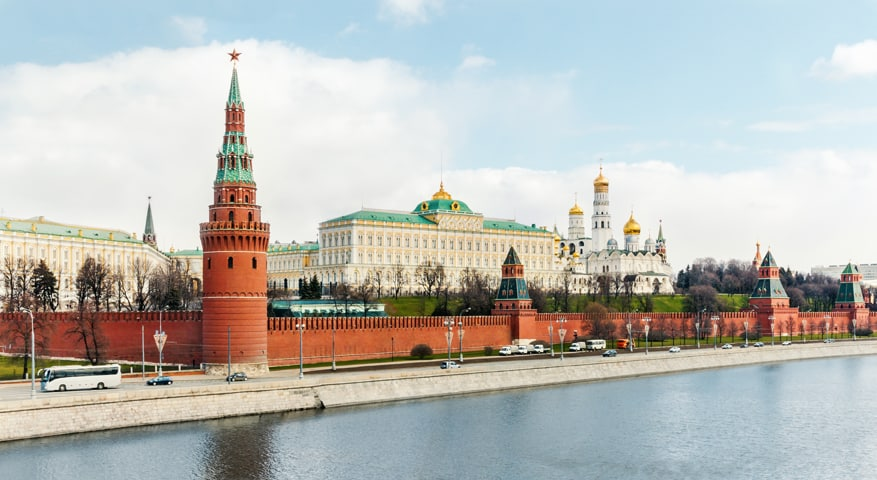 Muslim Tour Rusia Moscow