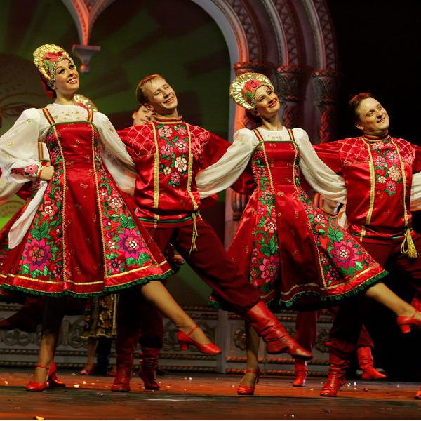Russian Folk Show