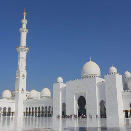 Wisata Muslim Abu Dhabi