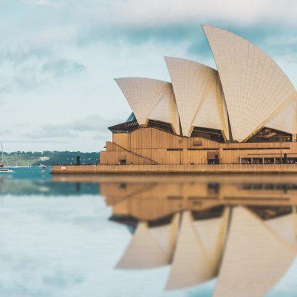 Wisata Muslim Australia