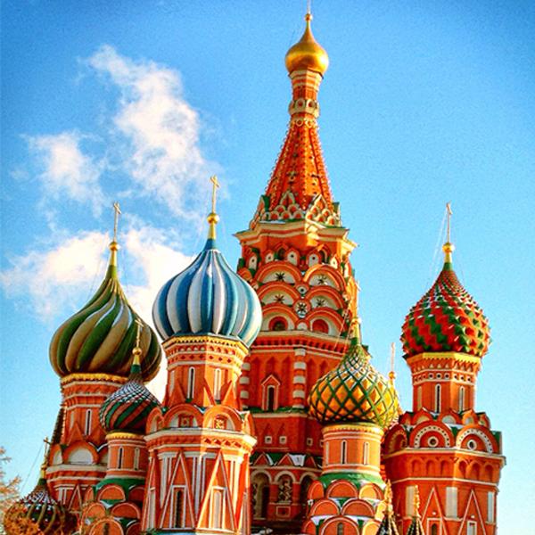 Wisata Muslim Rusia 8 Hari