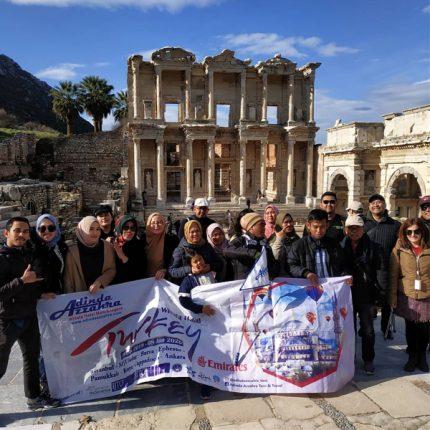 Wisata Muslim Uzbekistan plus Turki