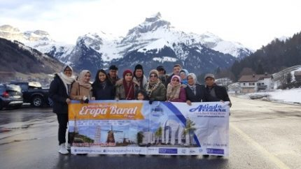 Wisata Halal Eropa Swiss