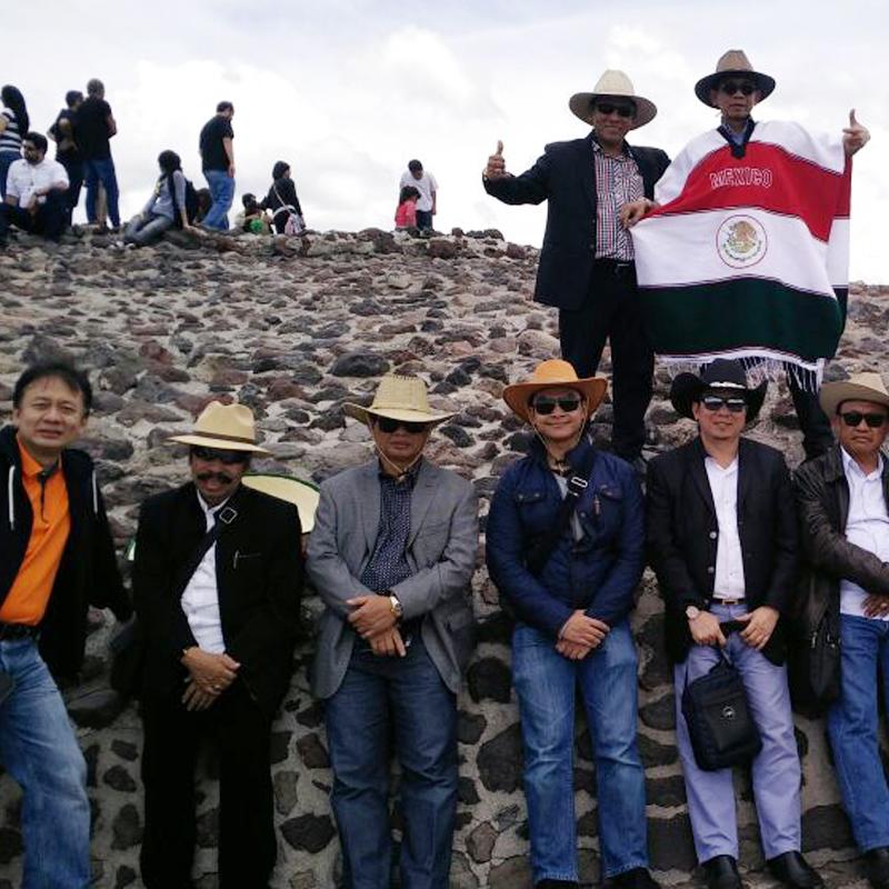 Wisata Muslim Mexico
