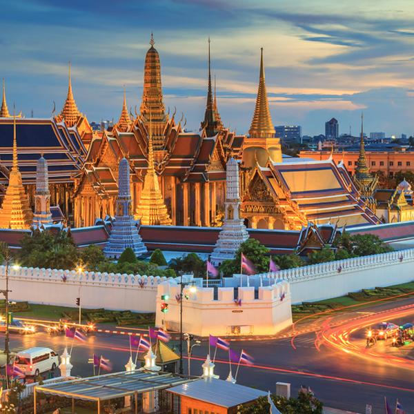 Wisata Muslim Thailand
