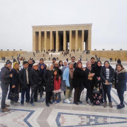 Wisata Muslim Yunani Turki