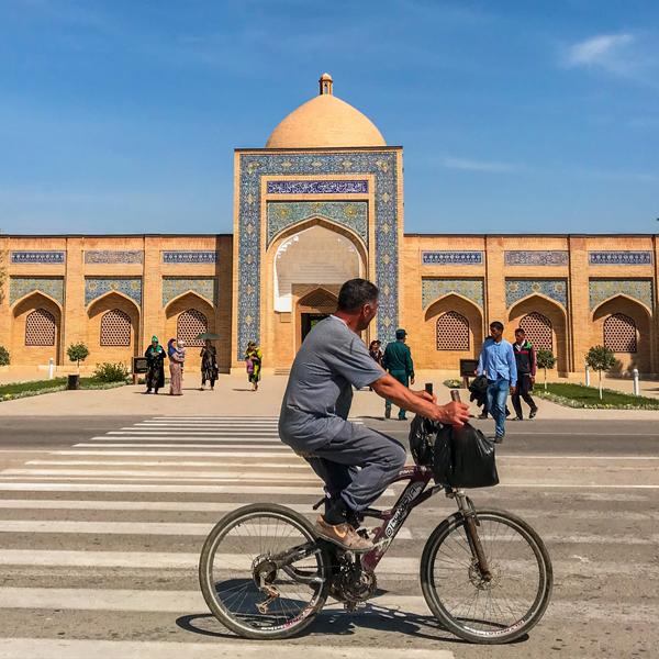 Wisata Muslim Uzbekistan