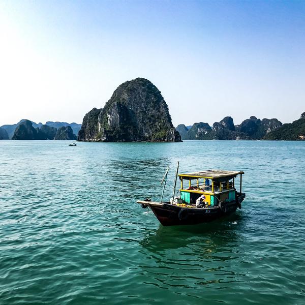 Wisata Muslim Vietnam Kamboja