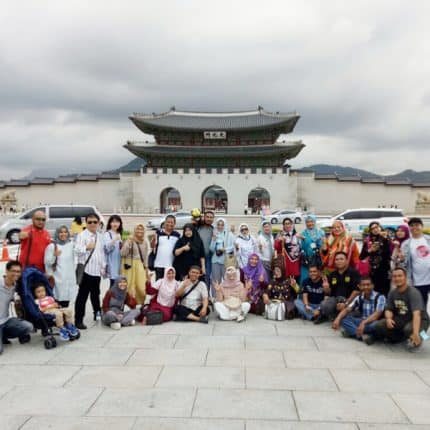 Wisata Halal Korea