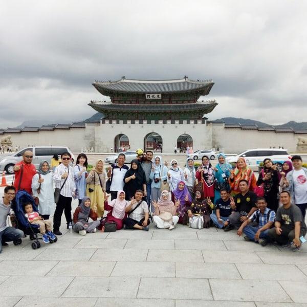 Wisata Muslim Korea