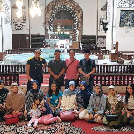Wisata Halal Masjid Turki