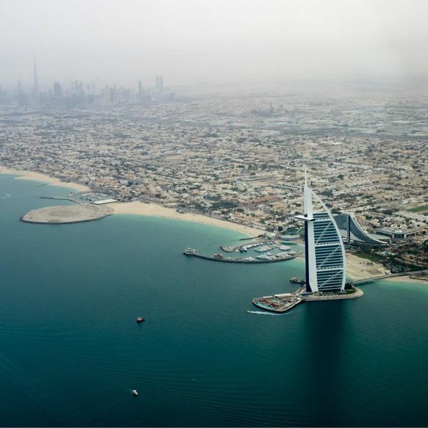 Tour Dubai Tahun Baru
