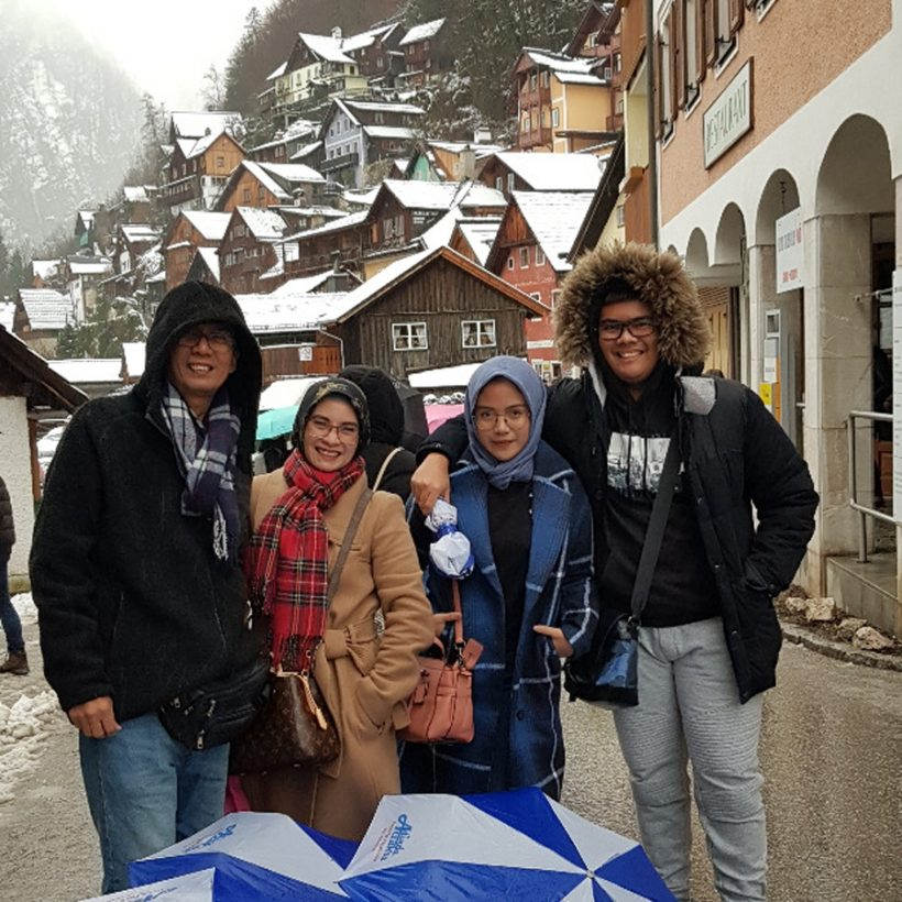 Wisata halal Eropa Timur