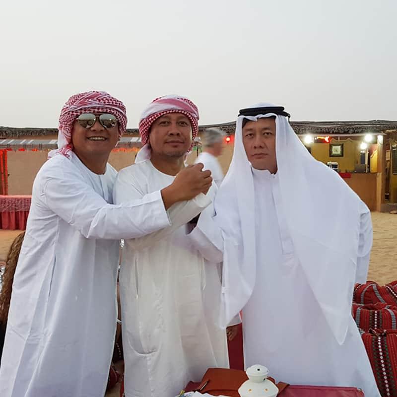Wisata Halal Dubai