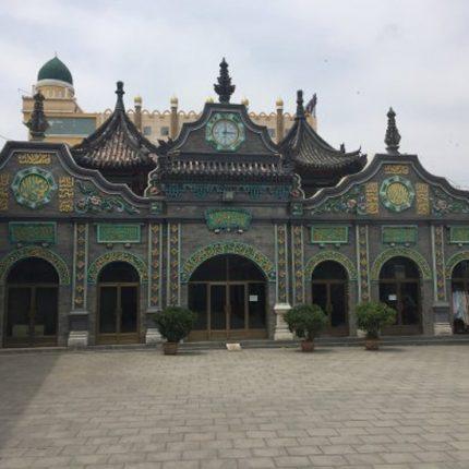 Wisata Masjid Agung Hohhot Beijing