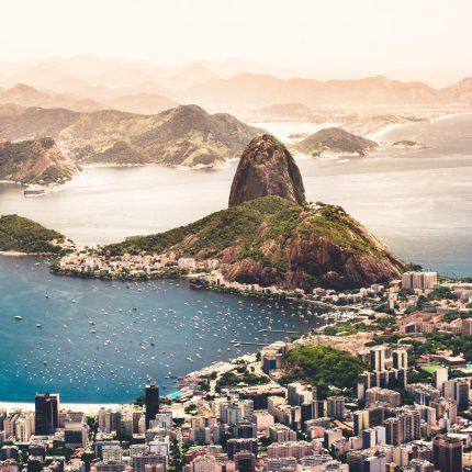 Wisata Rio de Janiero Brazil