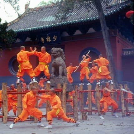Wisata Shaolin Temple China