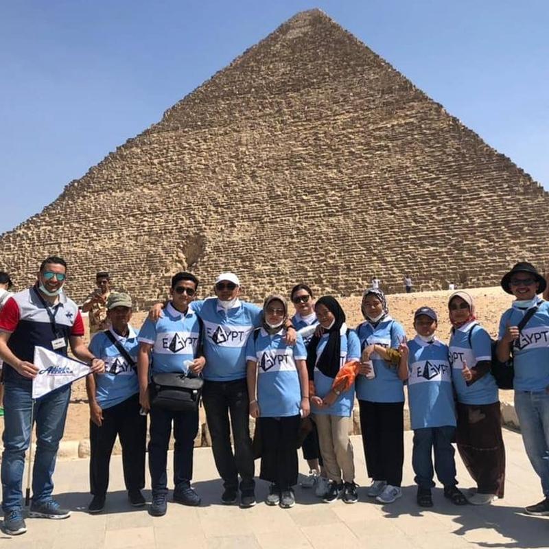 Wisata Muslim Mesir