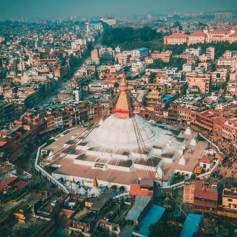 Wisata Muslim Nepal Kathmandu