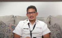 Sambutan Menparekraf Dr. H. Sandiaga Salahuddin Uno