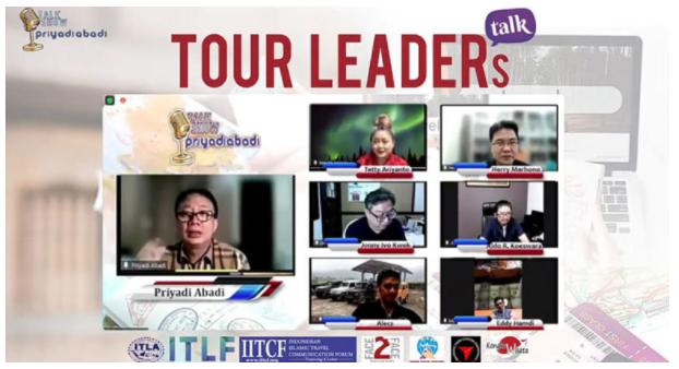 Tour Leader Talk Priyadi Abadi TV